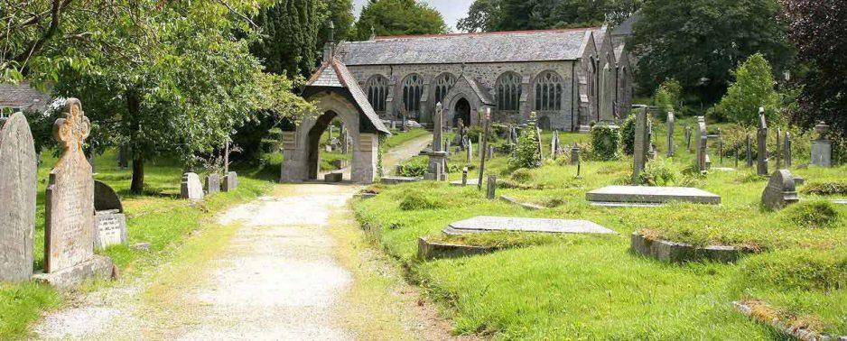 Gwennap Churchyard